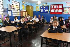 Estudiantes peruanos muestran avances significativos en Lectura y Matemática