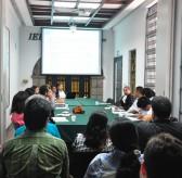 Presentacion estudio EIB