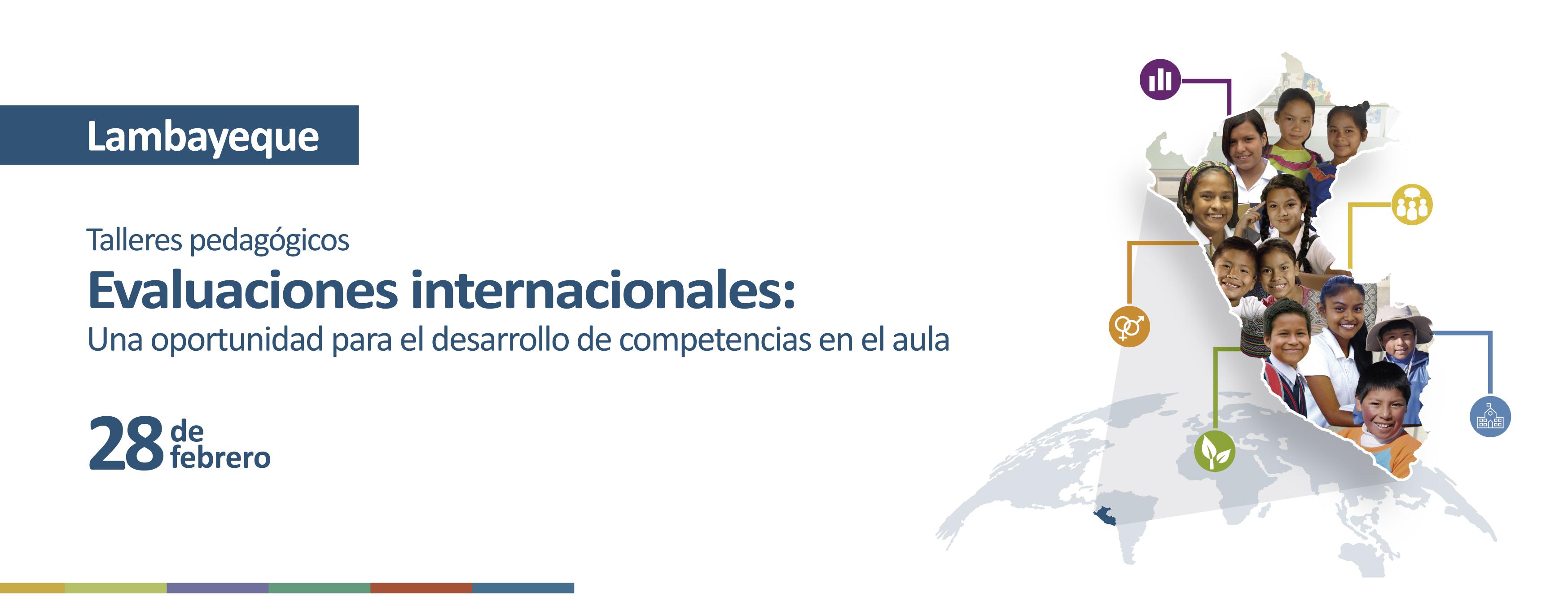 cabecera Taller pedagogico Lambayeque